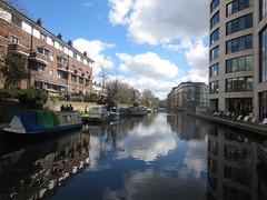 Grand Union Canal near King's Place (John Steedman) Tags: uk greatbritain england london unitedkingdom grandunioncanal grossbritannien     grandebretagne kingsplace