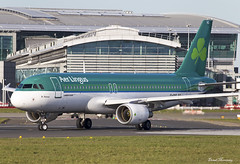 Aer Lingus A320-200 EI-DVG (birrlad) Tags: ireland dublin airplane airport taxi aircraft aviation airplanes international airline airbus airways airlines departure takeoff runway shamrock dub aerlingus airliner departing a320 taxiway a320200 a320214 eidvg