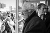 Look who stopped into Nathan's to get a hot dog while I was there. (Barry Yanowitz) Tags: nyc newyorkcity food ny newyork brooklyn bar coneyisland restaurant restaurants event campaign nathans nycity 718 berniesanders 2016presidentalcampaign