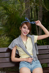 IMG_7910- (monkeyvista) Tags: show girls portrait cute sexy beautiful beauty canon asian photo women asia pretty shoot asians gorgeous models adorable images cutie full frame kawaii oriental   sg glamor  6d     gilrs   flh