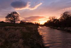 DSCF8064 (day tomorrow) Tags: ireland sunset sky nature clouds landscape carton ire cartonhouse