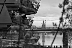 vom Westhafen (tmertens0) Tags: city architecture am frankfurt main stadt architektur 135 jupiter hafen westhafen habour 37a