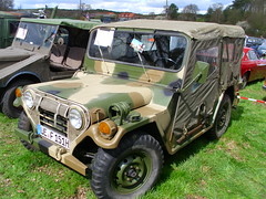 Ford Mutt M151 A2 1968 (Zappadong) Tags: auto classic ford car army mutt automobile military voiture coche classics oldtimer 1968 oldie a2 carshow armee militr bundeswehr youngtimer 2016 automobil m151 oldtimertreffen ellringen zappadong