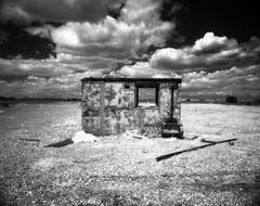 Wallasey Efke-2 (danny.rowton) Tags: 120 mediumformat 120film desolate barren pentax6x7 infraredfilm efke820ir
