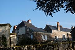 DSCF0525 (kuzdra) Tags: france spring village anjou   dene