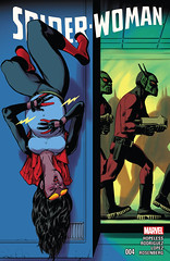 Spider-Woman # 4 (Javier The Rodriguez) Tags: dennis lopez marvel javier alvaro rodriguez hopeless spiderwoman
