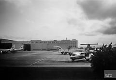 Braathens SAFE 737-200, SAS DC-9-41, Widere DHC-7 at Fornebu in 1986 (hjakse) Tags: oslo norge no sas akershus fornebu dc9 dash7 boeing737 braathens fbu dhc7 snarya widere dc941 enfb