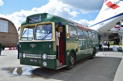King Alfred (PD3.) Tags: bus buses museum vintage cub spring coach king tiger surrey gathering trust cobham alfred annual preserved winchester wcg 104 preservation leyland psv pcv brooklands 2016 wcg104 lbpt