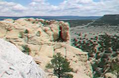 El Morro National Monument in Anaglyph 3d (CaptDanger) Tags: newmexico southwest nature 3d ruins hiking exploring landmark anaglyph depthoffield national depth 3dglasses americansouthwest 3dimensional nationalhistoriclandmark southwesternus elmorronationalmonument 3dimages 3dimage eosm 3dphotography 3dpicture anaglyph3d newmexicolandscapes anaglyphglasses southwesternstates newmexicoin3d osterholtzphotography photosbyalanosterholtz photographyanaglyph3d eosmcamera