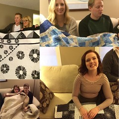 Quilts for Everyone (shareski) Tags: matt sam martha alanna mere shea curtis 36515