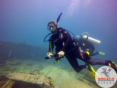 Scuba Dive in Key Largo-April 2016-27 (Squalo Divers) Tags: usa divers key florida scuba diving padi ssi largo squalo