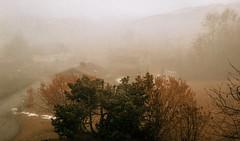 Combloux, lomography, 7 (Patrick.Raymond (2M views)) Tags: france alpes xpro lomography nikon savoie brouillard haute argentique landsape combloux