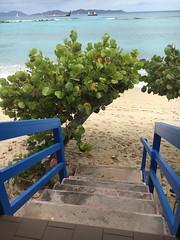 Fischer's Cove - BVI (verplanck) Tags: water sand bvi