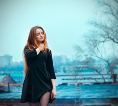 #Canon650D #photoshopCS6 #lightroom #Kazan #Russia #abandoned #girl #cute #color #gentle #lonely (1Nekiw_) Tags: color cute abandoned girl russia lonely gentle kazan lightroom canon650d photoshopcs6