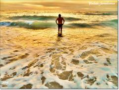 05:00 AM Canoa Quebrada beach (juradecanoa) Tags: morning sea costa sunlight praia beach brasil mar great environment whether leste ceara amanhecer praias banho canoa rota quebrada wheather manha amanhecendo jurasea