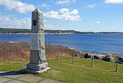 NS-00517 - SS Atlantic Memorial (archer10 (Dennis) (72M Views)) Tags: canada monument community ship novascotia sony free tragedy disaster dennis jarvis iamcanadian terencebay ssatlantic mirrorless freepicture dennisjarvis archer10 dennisgjarvis alpha7ii 24240mm rmsatlantic