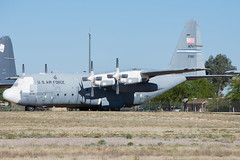 USAF C-130E 70-1261 (Josh Kaiser) Tags: pope usaf c130 c130e amarg 701261