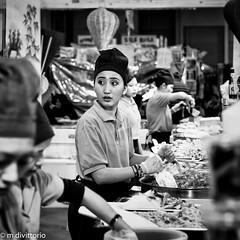 Working - surprise (Marco Di Vittorio) Tags: italy rome roma festival 50mm italia minolta sony oriente af lazio fiera a35 latinoamericano 2016 f17