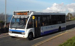 St Ives Bus Co YG52 DHE (timothyr673) Tags: solo stives optare