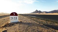 RN 3, PK 2123    (habib kaki 2) Tags: 3 sahara algeria desert algerie sud rn   djanet rn3 illizi ilizi