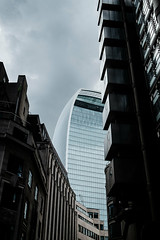 Walkie-Talkie & Lloyds (Richard Reader (luciferscage)) Tags: london architecture photowalk lloyds walkietalkie fujixt1 fujiholics fuijifilmxt1 fujiholicslondonpw16