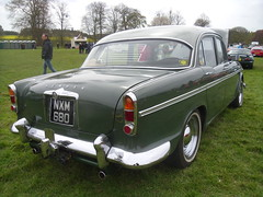 HUMBER,THORESBY HALL. (davidhinds397) Tags: classiccar humber nxm680
