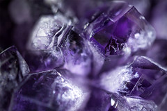 Glittering Prize (LucysView (Thank you to all who stop by!)) Tags: crystals treasure purple crystal violet sparkle glossy precious amethyst transparent sparkly quartz semprecious earthstreasure lucyspiers