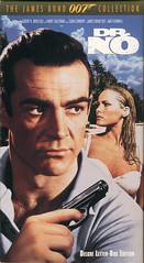 posterjamesbondVHS01DRNO (ESP1138) Tags: james bond 007 vhs poster box dr doctor no sean connery ursula andress