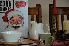 Christmas morning breakfast ... (lesya2014) Tags: coffee milk cornflakes christmasmorning