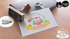 amandaa (Solangedanielle) Tags: visual logotipo facebook carimbo identidade mascotes empreendedores criativos artedocartodevisita
