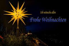 Merry Chrismas (matthias_oberlausitz) Tags: xmas weihnachten nacht stern chrismas sterne frohe königstein 2015 fröhliche friedrichsburg grüse