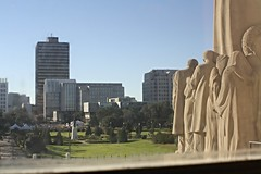 View from the House (tjean314) Tags: house representatives chamber view downtown scultpure buildings huey long grave archtiectural detail corn stalk capital capitol building gov governor senator baton rouge batonrouge louisiana tjean314 2016 johnhanley lps public dead death dying tomb allphotoscopy20052017johnhanleyallrightsreservedcontactforpermissiontouse