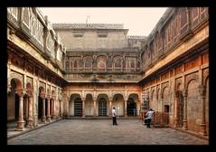 Bikaner IND - Junagarh Fort 06