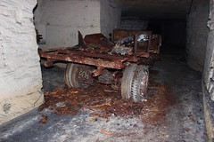 Locotracteur FAR C 2 (Raphael Drake) Tags: abandoned truck voiture wreck exploration far abandonne carriere epave locotracteur quarrex