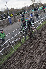 DSC02391 (GSH1970) Tags: field ian cycling nikki mud bikes racing shrewsbury liam helen harris muddy cyclocross wyman killeen sundorne