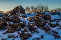 Lava (Ptur Jnsson) Tags: snow lava iceland ptur jnsson k55