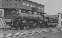 WM # 204 in Baltimore (alwaysakid) Tags: railroad train track engine wm locomotive wm204steamloco