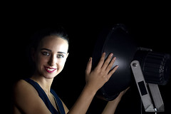Marina - 05 (bumbazzo) Tags: girls light italy woman milan girl marina lights model women italia milano models luci luce cibei
