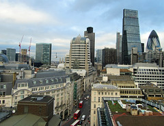 The City from the Monument (Dun.can) Tags: city london monument skyline gherkin tower42 walkietalkie cityoflondon cheesegrater gracechurchstreet