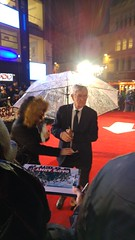 Tom courtenay at the Premiere of Dad's Army at Odeon Leicester Square (Julie Ramsden) Tags: leicestersquare premiere odeon tomcourtenay dadsarmy