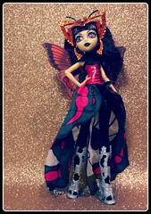 Luna Mothews (Eywaa) Tags: monster high doll mattel monsterhigh lunamothews booyorkbooyork