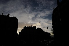 dark1 (lux fecit) Tags: blue sky paris skyline clouds dark