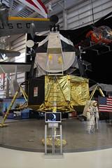 Apollo Lunar Module (NTG's pictures) Tags: usa museum florida nasa national naval apollo lunar pensacola module avaition