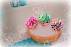 Rub-a-dub-dub, Three Blythes in a Tub