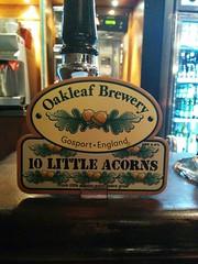 Oakleaf 10 Little Acorns (DarloRich2009) Tags: beer ale brewery oakleaf bitter camra realale campaignforrealale oakleafbrewery handpull oakleaf10littleacorns 10littleacorns