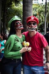 DSC_0160 (caroline.nohama) Tags: carnival costume zombie walk curitiba fantasia horror carnaval zumbi zw