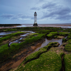 Perch Rock lighthouse 3 (another_scotsman) Tags: lighthouse seascape river landscape mersey perchrock
