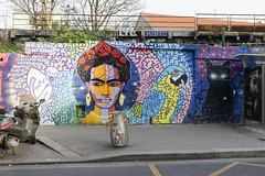 Marko93 (Sbastien Casters) Tags: street streetart paris france graffiti m urbanexploration 93 urbain graffitis arko parko93