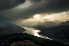 Loch Long (GenerationX) Tags: trees sunset sea sky panorama sun snow mountains water weather clouds forest landscape evening scotland village unitedkingdom dusk scottish neil gb loch barr arrochar tarbet benarthur lochlong ardgarten ardmay succoth cruachtairbeirt benreoch canon6d tullichhill cruachfiarach