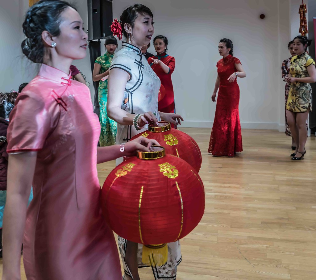 CHINESE COMMUNITY IN DUBLIN CELEBRATING THE LUNAR NEW YEAR 2016 [YEAR OF THE MONKEY]-111616